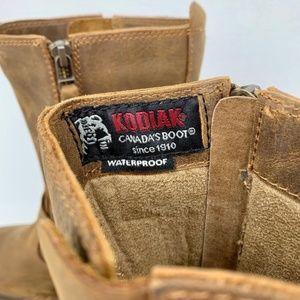 Kodiak Shoes - Kodiak   NEW Leather Waterproof Mid Calf Boot